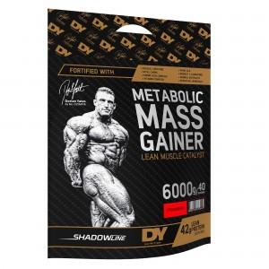 Metabolic Mass Gainer 6Kg, Jahoda