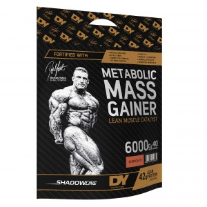 Metabolic Mass Gainer 6Kg, Čokoláda