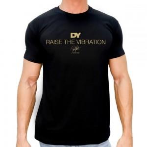 Tričko DY Nutrition Raise The Vibration