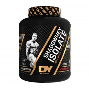 Whey Protein Shadowhey ISOLATE 2Kg, 66 Servings, Strawberry