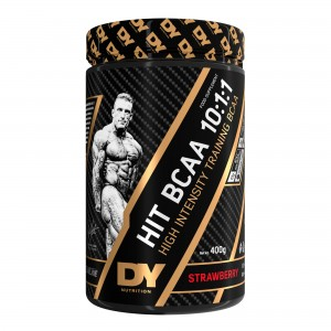 HIT BCAA 10:1:1 400g, 20 Servings, Strawberry