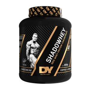 Whey Protein Shadowhey 2Kg, 66 Servings, Caffee Frappe
