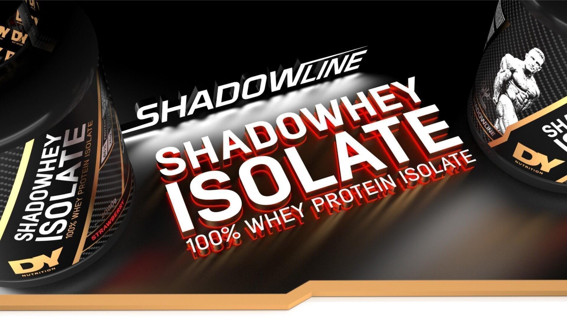Srvátkový proteín Shadowhey ISOLATE 2kg, 66 porcií